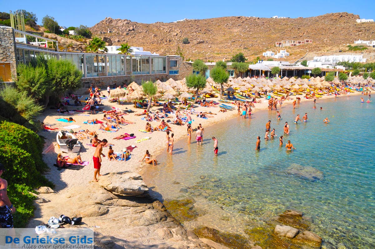Best Island Beaches For Partying Mykonos St Barts: Holidays In Paradise Beach Greece